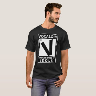 Rated Vocaloid T-Shirt
