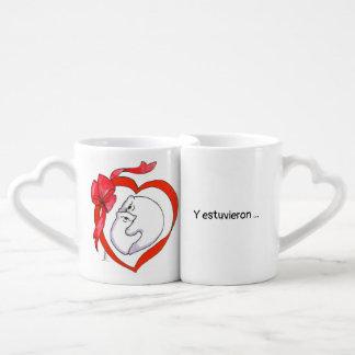 rates for enamored pairs coffee mug set