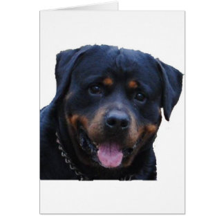 Rath Rottweiler Card