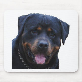 Rath Rottweiler Mouse Pad
