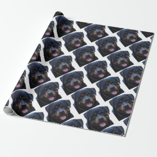 Rath Rottweiler Wrapping Paper