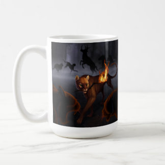 Ratha Fire Coffee Mug
