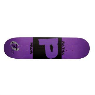 Ratha Formal Skateboards - Customized - Customized
