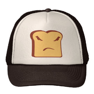 Rather Angry Toast Trucker Hat