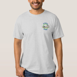 Rather Be Bowling Embroidered T-Shirt