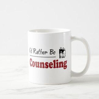 Rather Be Counseling Coffee Mug