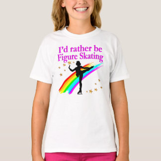 RATHER BE FIGURE SKATING T-Shirt
