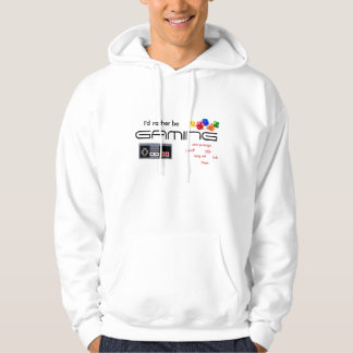 Rather Be Gaming - Hoodie, lt Hooded Pullover