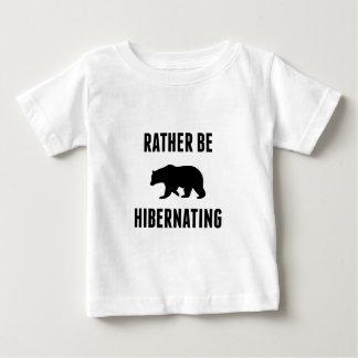 Rather Be Hibernating Baby T-Shirt