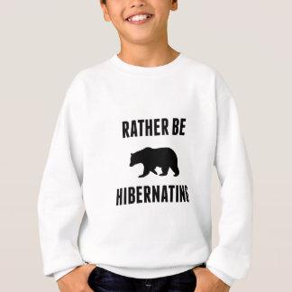 Rather Be Hibernating Sweatshirt