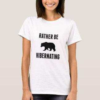 Rather Be Hibernating T-Shirt