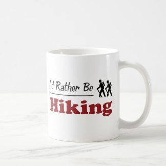 Rather Be Hiking Coffee Mug
