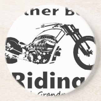 Rather Be Riding w grandpa Coaster