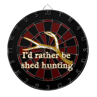 Rather be shed hunting dartboard
