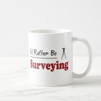 Rather Be Surveying Coffee Mug