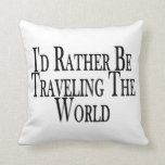 Rather Be Travelling The World