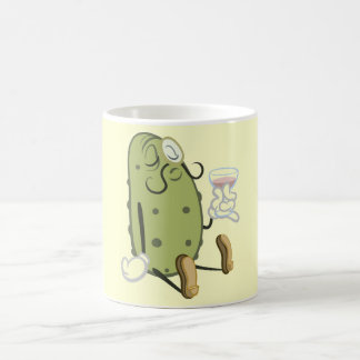 Rather Dapper Pickle Mug