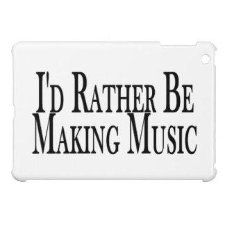 Rather Make Music iPad Mini Covers