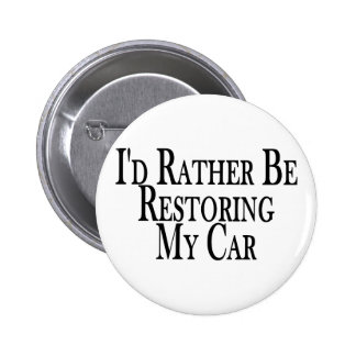 Rather Restore Car 2 Inch Round Button