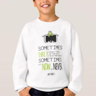 ratio alan bennett sweatshirt