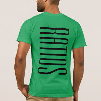 """RATIOS"" T-Shirt"