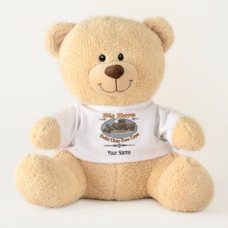 Ratrod Truck Big Boys Teddy Bear