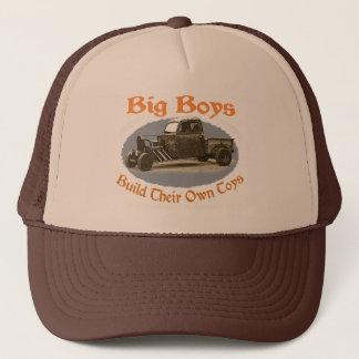 Ratrod Truck Trucker Hat