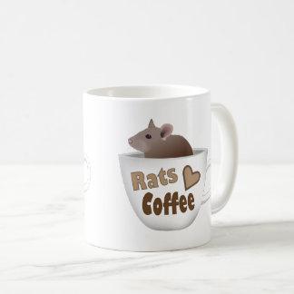 Rats and Coffee Coffee Mug