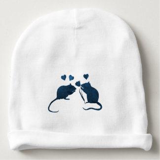 Rats Baby Beanie