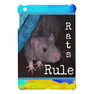 Rats Rule (colorful) iPad Mini Cases