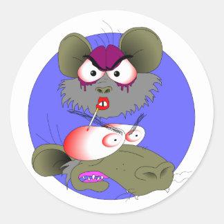 Rats Sticker