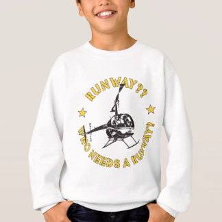 Rattle Ship T's Sweatshirt
