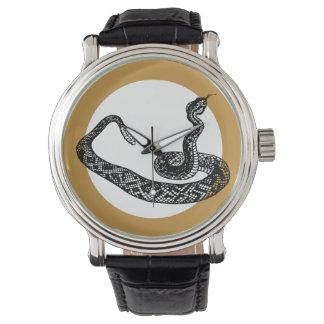rattle snake watch