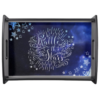 Rattle The Stars tray