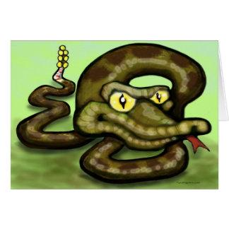 Rattlesnake Cards