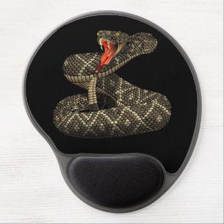 Rattlesnake Mousepad Home Office Gift