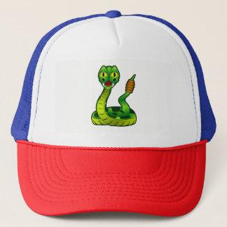 Rattlesnake Trucker Hat