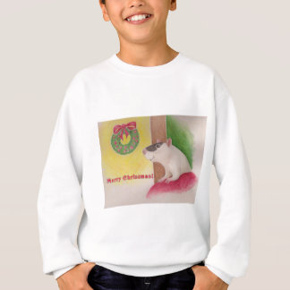 Ratty Christmas Sweatshirt