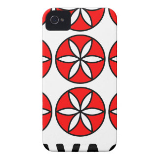 Ravage Collection iPhone 4 Cover