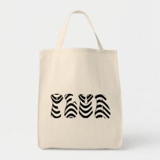 Rave PLUR Tote Bag