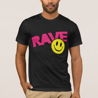 Rave Smiley T-Shirt