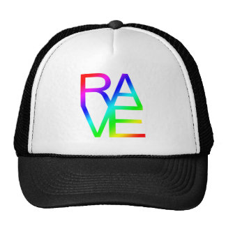 Rave Trucker Hat