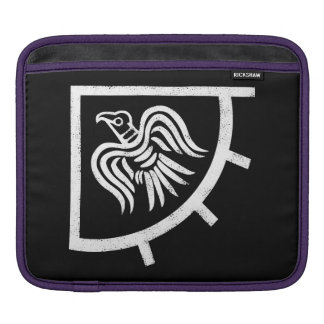 Raven Banner iPad Sleeve