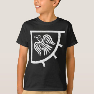 Raven Banner Viking Flag T-Shirt