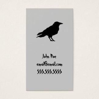 Raven Calling Card