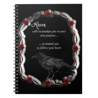 Raven Calling Notebooks