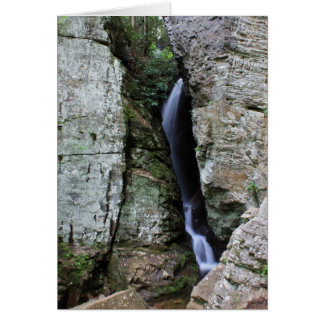 Raven Cliffs Falls Card