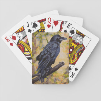 Raven for BCAS Playing Cards