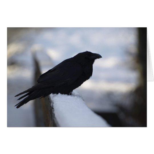 Raven Greeting Cards