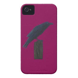 RAVEN iPhone 4 Case-Mate CASE